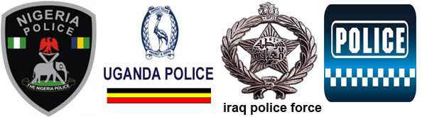 As supplied to World's Police Forces - Sole Suppliers